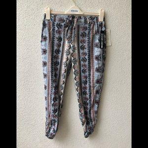💝 En Crete summer colorful pants NWT SP